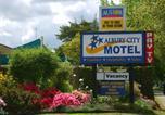 Hôtel Lavington - Albury City Motel-1