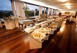 Hôtel Ponta Grossa - Premium Vila Velha Hotel-3