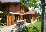 Location vacances Sancey-le-Grand - Chalet - Abbévillers-4