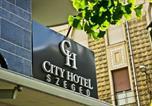 Hôtel Szeged - City Hotel Szeged-4