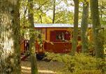 Location vacances Outines - Gite Insolite &quote;La Roulotte des Elfes&quote;, Au Milieu de Nulle Part-2