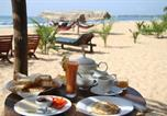 Villages vacances Tangalla - Shiva's Beach Cabanas-2