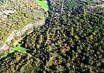 Camping avec Site nature Reyrevignes - Aux Lodges du Mas de Nadal-2