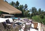 Location vacances Roquefort-les-Pins - Holiday Home Chemin 03-2