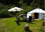 Location vacances Châtel-Montagne - Le Moulin Gitenay - Yourte-3