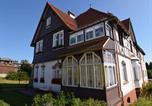 Location vacances Benneckenstein (Harz) - Fachwerkvilla Am Kurpark-1