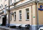 Hôtel Moscou - Hostels Rus - Petrovka-2
