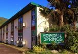 Hôtel Revelstoke - Powder Springs Inn Revelstoke-2