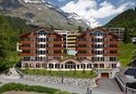 Location vacances Leukerbad - Residenz Ambassador B01-1