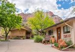 Hôtel Kanab - Red Rock Inn Cottages-2
