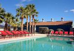 Camping Borrego Springs - Palm Canyon Rv Resort-2