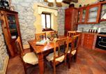 Location vacances Kršan - Holiday Home Kozljak 3399-2