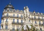 Location vacances Gare SNCF de Montpellier St Roch - Le patio d'or-3