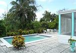 Location vacances  Bahamas - Ocean Park Villa Nassau-1