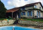 Location vacances Puyrenier - Holiday Home in Verteillacli-4
