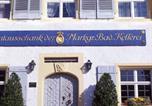Hôtel Markdorf - Markgräflich Badischer Gasthof Schwanen-1