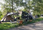 Camping en Bord de lac Anould - Camp Au Clair Ruisseau-1