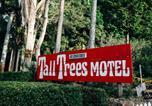 Hôtel Wongawallan - Tall Trees Motel-1
