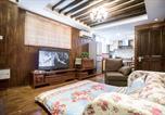 Location vacances Shanghai - Shanghai Bund Allove Apartment Middle Fujian Road Branch-3