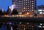 Hôtel Matsuyama - Tokyo Dai-ichi Hotel Matsuyama-1