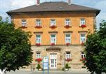Location vacances Bad Staffelstein - City Hotel Garni Lichtenfels-3