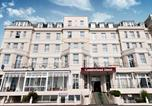 Hôtel Eastbourne - The Cumberland Hotel-4