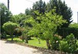 Hôtel Romagne - Le Jardin de Rose-4