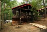 Villages vacances Dahlonega - Carolina Landing Camping Resort Luxury Cabin 8-1