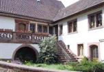 Hôtel Sankt Martin - Chalet Raabe-3