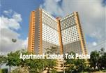 Location vacances Kuala Terengganu - Alisha Homestay-1