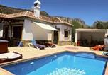 Location vacances Alhama de Granada - Villa Casa La Barraca-1