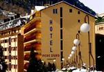 Hôtel Encamp - Hotel Pere d'Urg-1