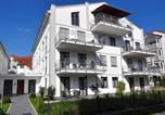 Location vacances Zirkow - Meer-Ferienwohnungen in Binz-3