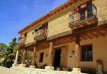 Location vacances Padilla de Abajo - Hotel Rural San Hipólito-1