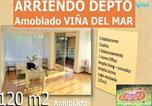 Location vacances Viña del Mar - Departamento Para 6 Libertad Soto-1