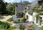 Hôtel Plémy - Un Jardin à Moncontour-3
