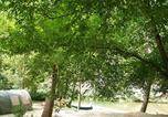 Camping en Bord de rivière Meyrueis - Camping La Blaquière-1