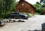 Location vacances Pied des pistes Gérardmer - Chalet Des Rochires-3