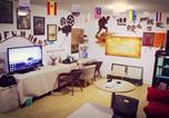 Hôtel Jinan - Jinan Fun home Youth Hostel-1