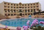 Hôtel Mahdia - Sirocco Beach-3