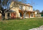 Location vacances Pont du Gard - Holiday home Mas Romane Vers-Pont-du-Gard-1