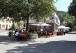 Hôtel Hechingen - Bad-Cafe-3