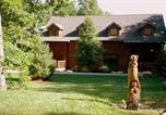 Location vacances Branson - Cabins at Grand Mountain by Thousand Hills Resort-4