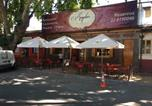 Hôtel Rancagua - Amplus Restaurante & Hotel-3