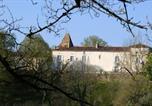 Hôtel Rouzède - Château de La Combe-2