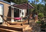 Camping 4 étoiles Puget-Théniers - Camping Sites et Paysages Les Pinèdes-2