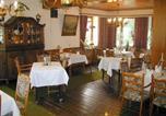 Hôtel Meinerzhagen - Landhotel Herscheider Mühle-3