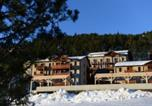 Location vacances Les Angles - Residence Les Chalets de l'Isard-1