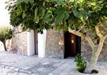 Location vacances Andrano - Palacca, trullo salentino-4