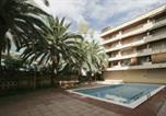 Location vacances Salou - Residence Zahara/Azahar